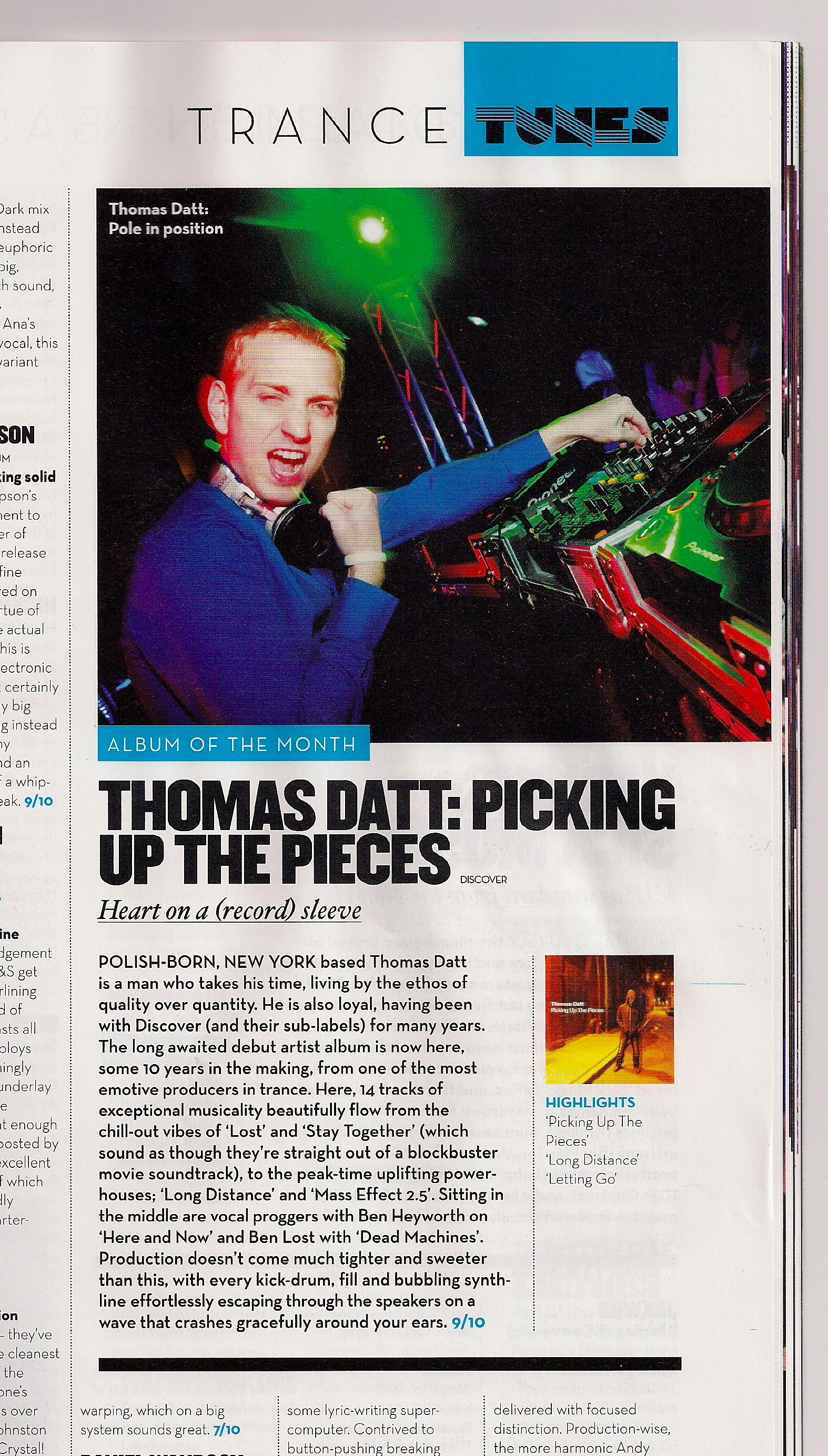 Mixmag Album Of The Month